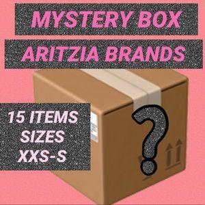 ARITZIA MYSTERY BOX SIZE XXS-S 15 ITEMS 🌸
